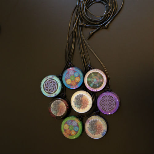 Orgonite pendants refanala health aloadofball Choice Image
