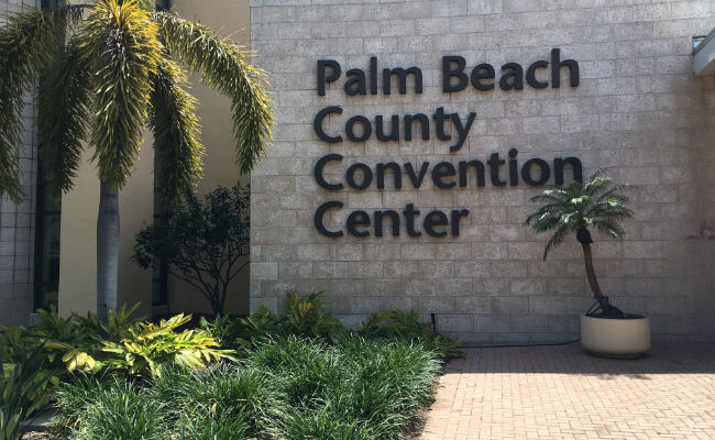 New Life Expo Florida, Hilton Palm Beach Convention Center