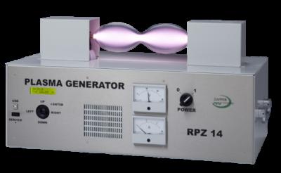 Plasma generator Frequency Healing